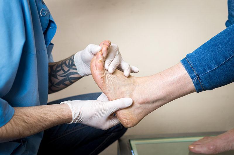 Custom Molded Foot Orthotics