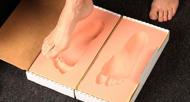 Having Foot Pain? We Specialize in Custom Molded Foot Orthotics